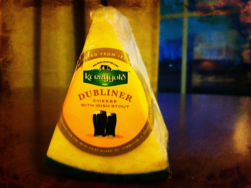 Cheese from the motherland!