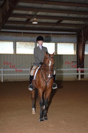 CLASS 017 Hunter Equitation 13 & Under