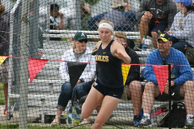 Girls Discus - 2018 MHSAA LP TF FINALS - DIVISION ONE