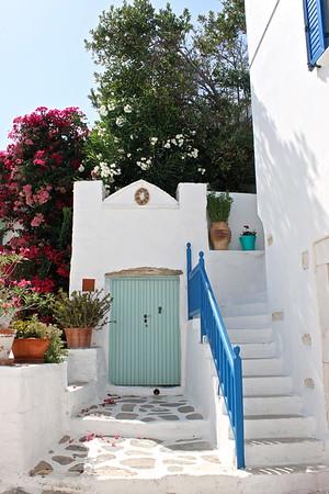 Parikia/île de Paros