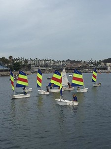 KHYC Youth Sailing Event