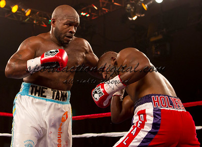 Boxing at the Greenbrier 11-22-11