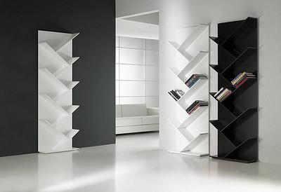 Espiga bookcase by Gabriel Teixidó for Kendo Mobiliario.
