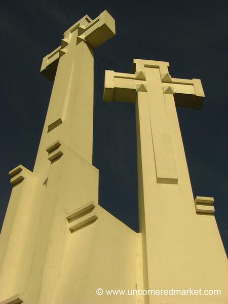 Three Crosses - Vilnius, Lithuania