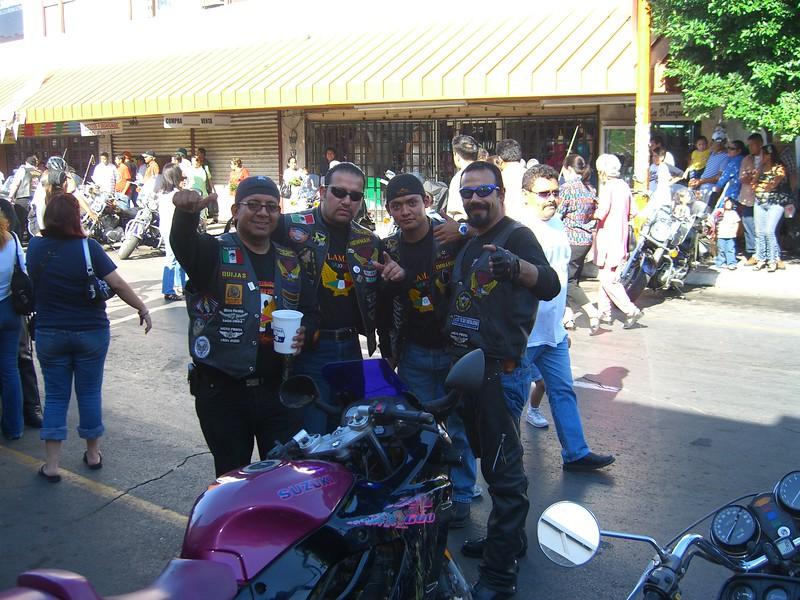 Benvenida pr los Mañosos Riders
