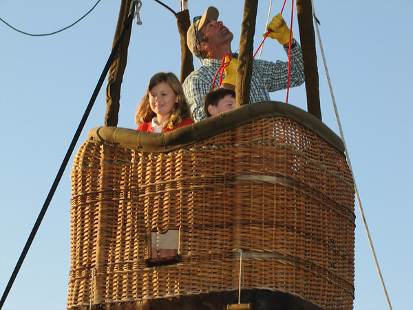 Annual Fund 2013 - balloon rides