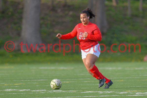 2019 CHS JV Girls Soccer - Liberty