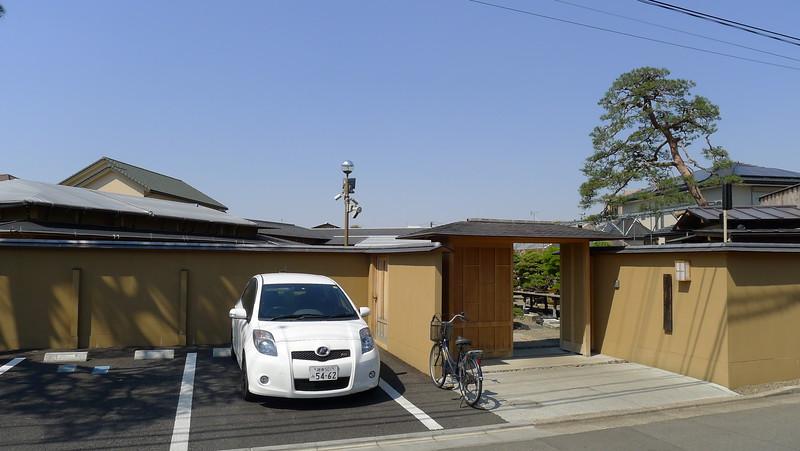 Mansei-en, one of the many Bonsai nurseries in Ōmiya Bonsai Village