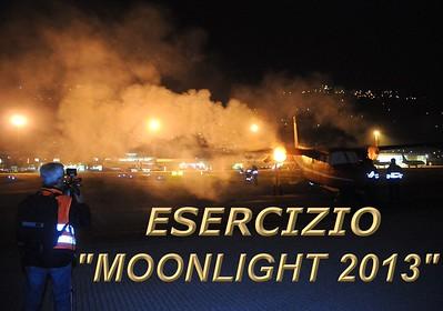 Special: Esercizio Moonlight 2013 - 03.10.2013