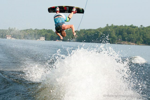 Wakeboard with Troy!