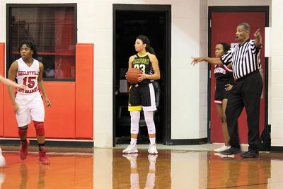 Timpson @ Shelbyville Girls Basketball
