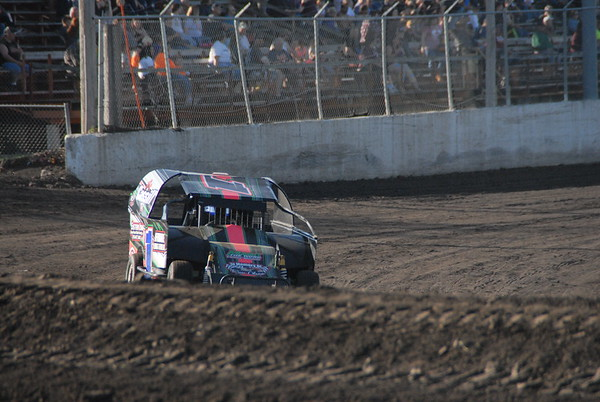 Benton County Speedway, May 5, 2018