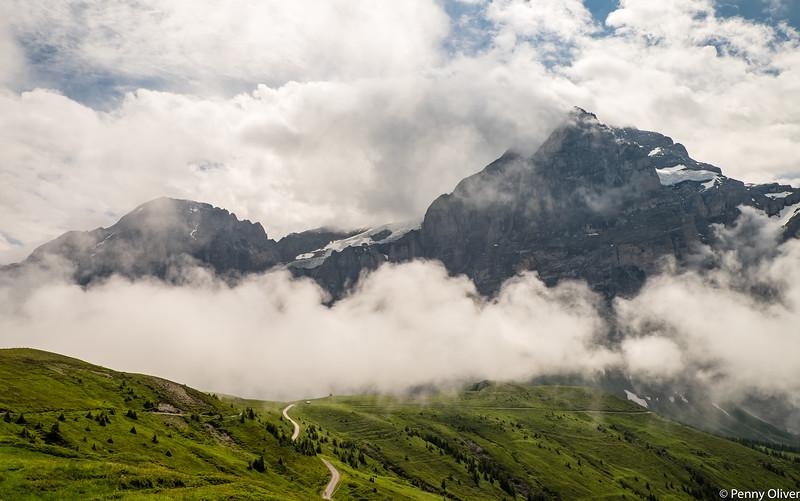 Grosse Scheidegg to Shreckfeld Walk