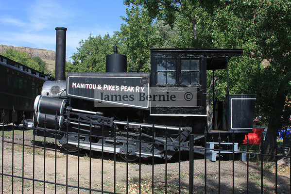 Colorado Railroad Museum (September 2009)