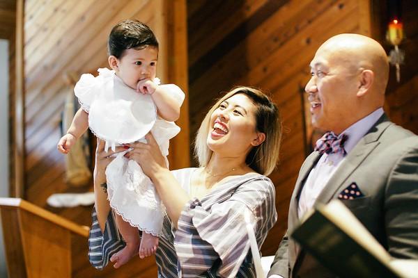 Carina's Baptism