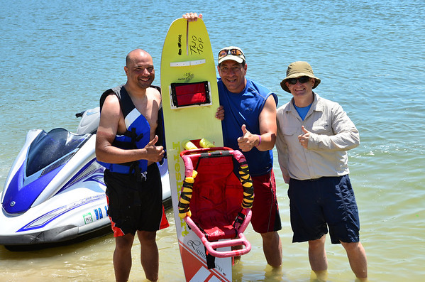 5-31-14, USO -  Wounded Warrior Water Sports