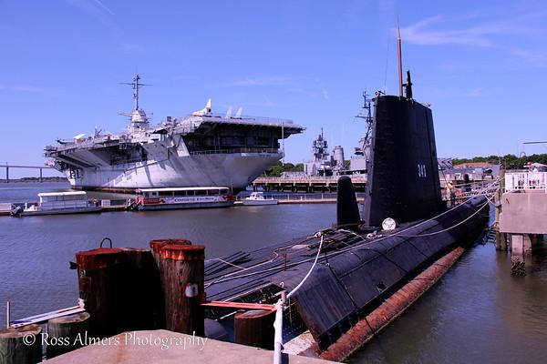 Patriots Point Maritime Museum