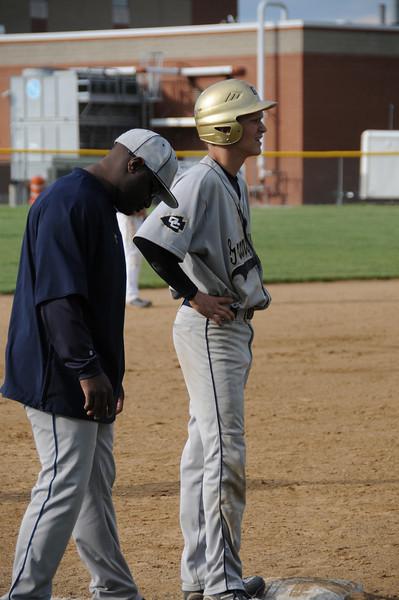 Grant County HS Baseball 2010-11