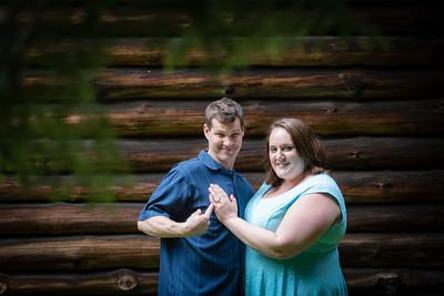 Claire & Justin Engagement