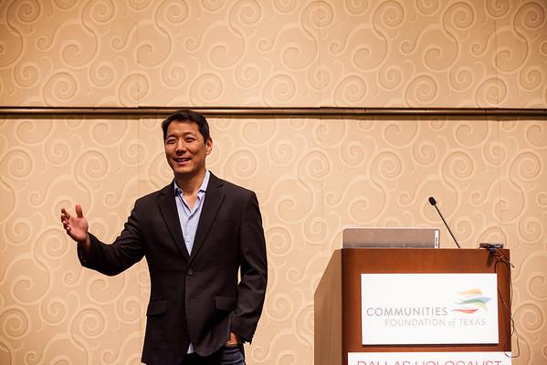 11.17.16 Upstander Speaker Series - Mike Kim