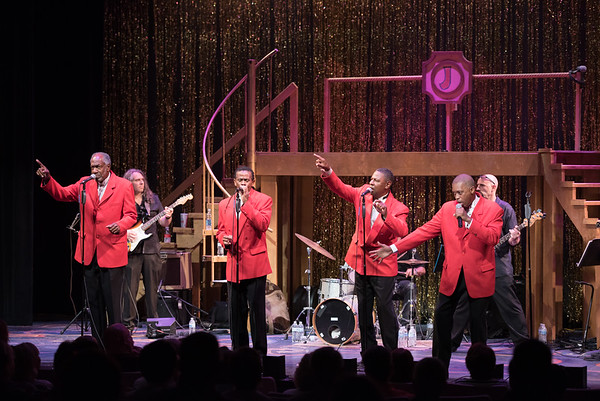 The Coasters, Platters & Drifters in Concert