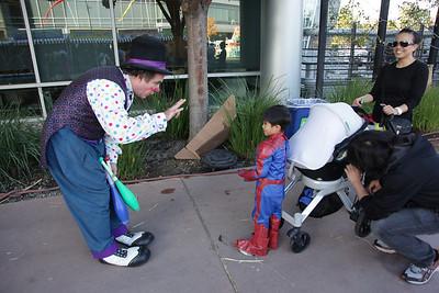 2012-10-30 NVIDIA Halloween Carnival