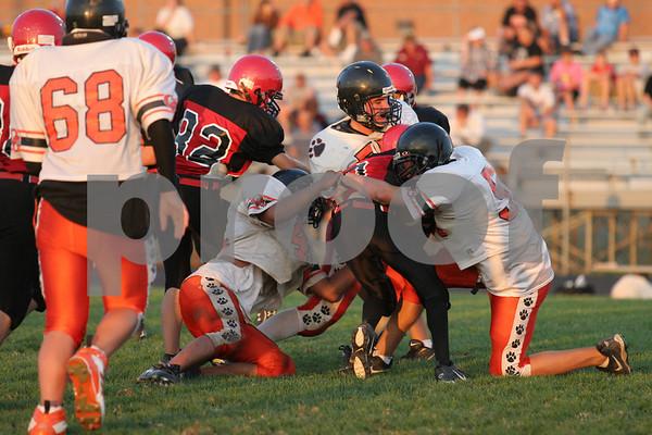 Middle School-Odessa vs Oak Grove 10-4-07 Part 2 of 2