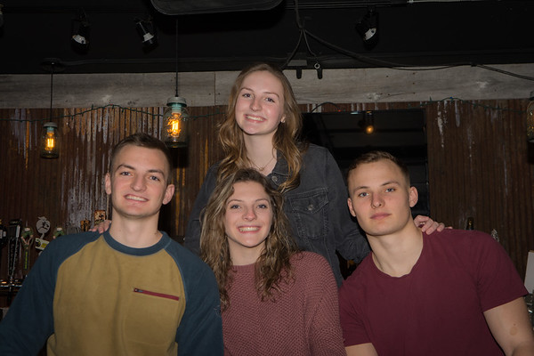 2019-Triplets 21st Birthday