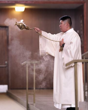 Johnson Ordination