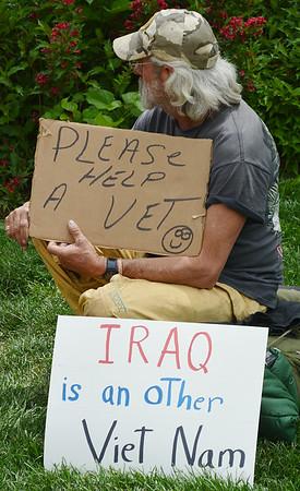 Middle East War Protest-Boulder-6/21/14