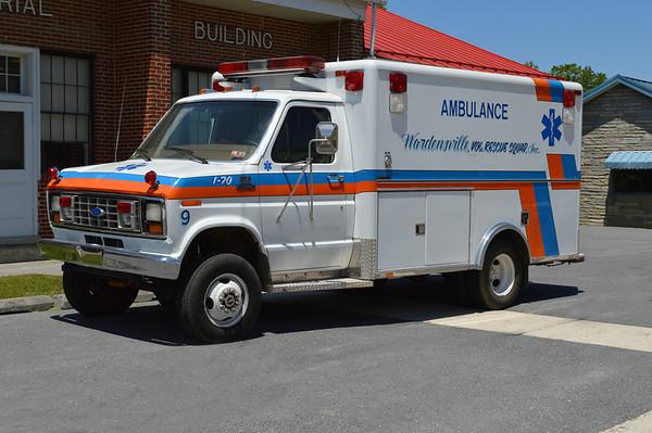 Wardensville Rescue Squad