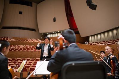 Stanford Symphony Orchestra 2014