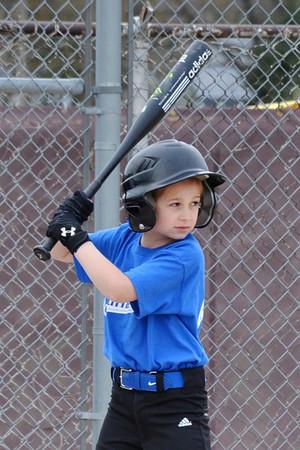 Marin LL Baseball Games 2014
