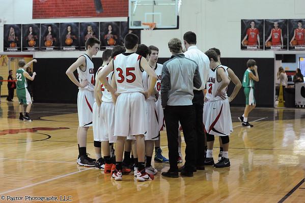 Boys 9th Grade Basketball