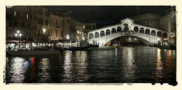 Venice, July 2014 - Wednesday Night
