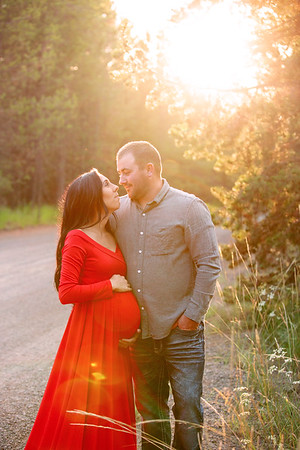 Danny and Kristen Maternity Session