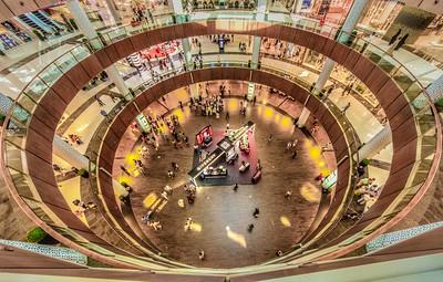 The Dubai Mall, Dubai, UAE 2017