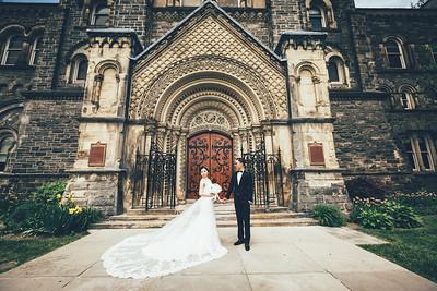 Sammi & Richard Pre-Wedding