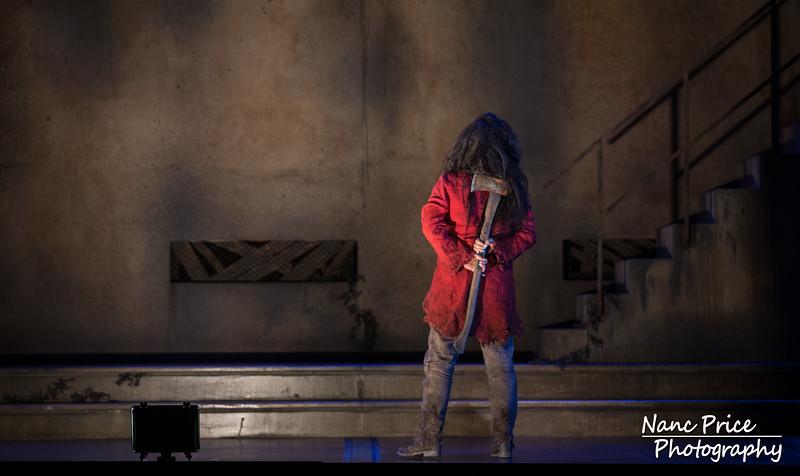 Edmonton Opera's Elektra