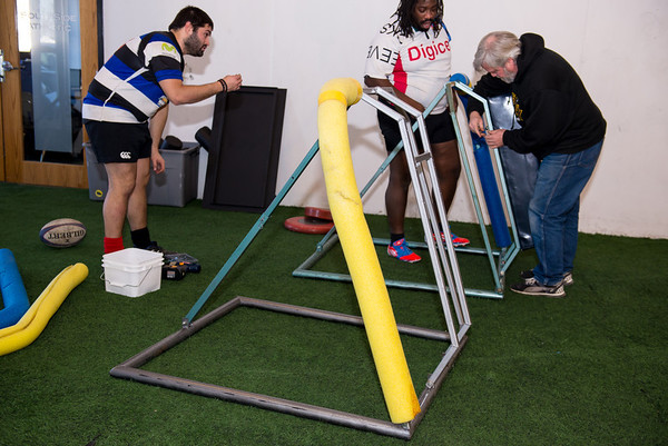 Rugby Sleds