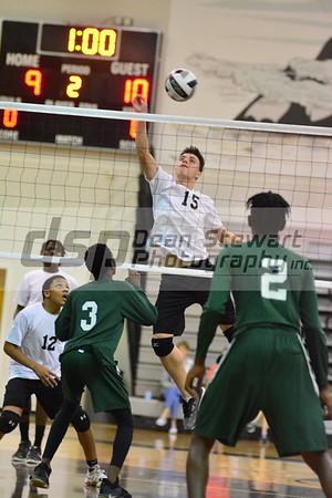 Boys JV Volleyball vs Evans 02*28*19