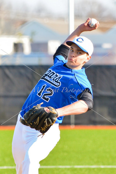 CCS Baseball 2013