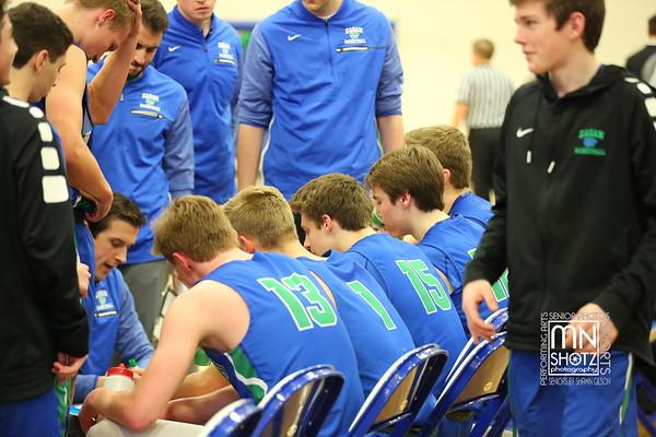 2017 - 2018 Basketball - Boys