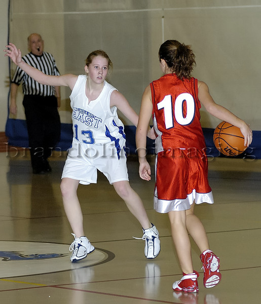 Lincoln-Way East Freshmen Basketball (2007-2008)