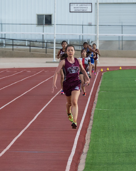 Abernathy District Track Meet, 4-14/15-2016
