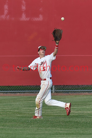 2015 CHS Soph Boys Baseball - North Scott