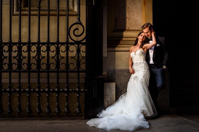 Brittany & Eric's Wedding, Downtown Club, Philadelphia, PA