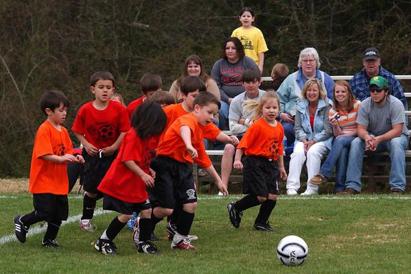 Muppet Soccer - Zaxby's vs. Sam Taylor Construction - 3/11/08