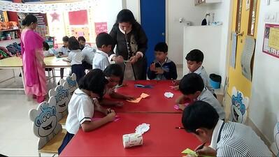 Parental Involvement in School Activity - Boots on 20.2.20
