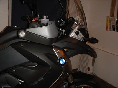 08 BMW R1200GS
